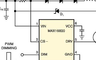 基于AD5422 16 bit串行输入DAC实现...