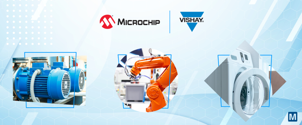 贸泽电子推出Microchip和Vishay电阻...
