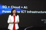 """如何围绕云网融合形成差异化的""""5G+云+AI""""的..."""