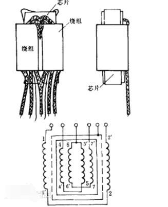 耦合变压器的作用_耦合变压器的结构