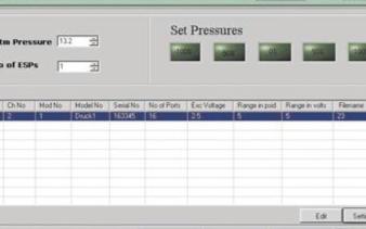 基于运动控制器板卡实现风洞测量系统的设计