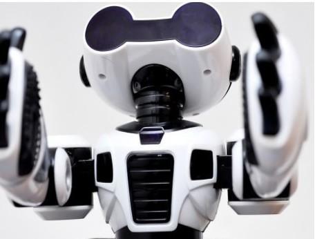 红外测温机器人在后疫情期间为病患和医护人员增添了...