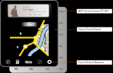 NDT推出面向下一代智能座舱应用的压感触控解决方案