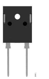 扬杰科技推出的TO-247 FRD产品,可应用于充电桩领域