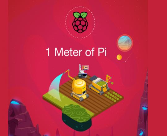"e络盟社区发起""One Meter of Pi""迷你农场设计挑战赛"