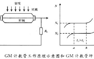 基于GM管和单片机实现环境γ剂量率测量仪的设计