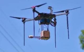 新传感器系统助力无人机避开电源线