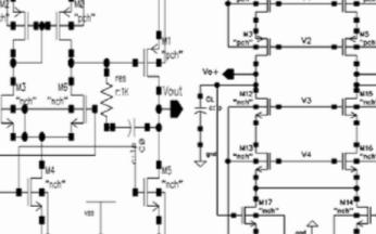 实现12位精度的运算跨导放大器的电路设计