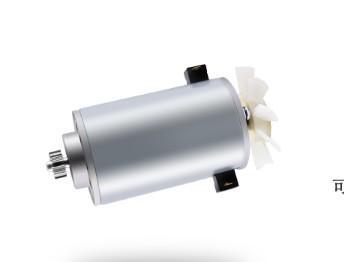 解析永磁直流电机的工作原理