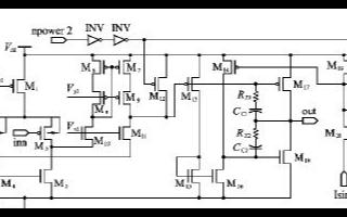 基于两级密勒补偿结构的CMOS功率放大器的设计