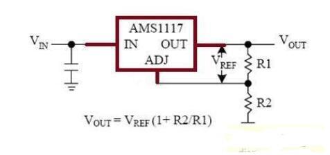5V电源转如何化为2.4V电源电路