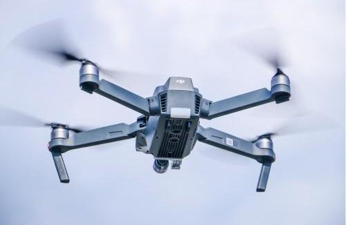 高功率微波發生系統干擾無人機后可快速切換目標