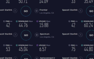 Starlink卫星宽带未来将提供1Gbps每用...