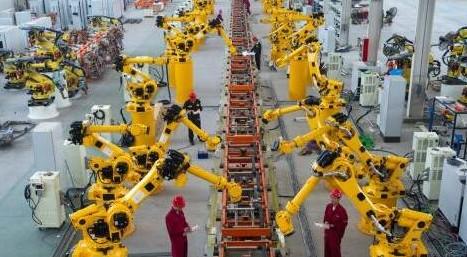 日欧的机器人技术领先于中国大陆?