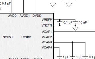 24低位功耗模拟前端ADS131E08的特性和典...