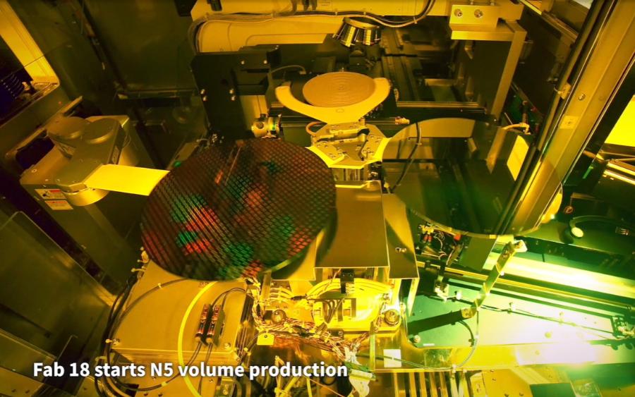 台积电最新公布5nm+/4nm/3nm工艺制程进度,推出超低功耗工艺N12e