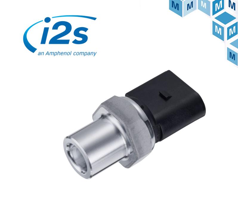 贸泽彩乐乐网与Amphenol i2s签订全球分销协议,进一步扩充传感器产品阵容