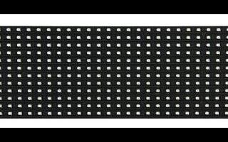 户外LED大显示屏的特点有哪些