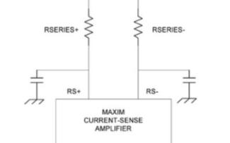 MAX4173检流放大器早高端电流检测中的应用