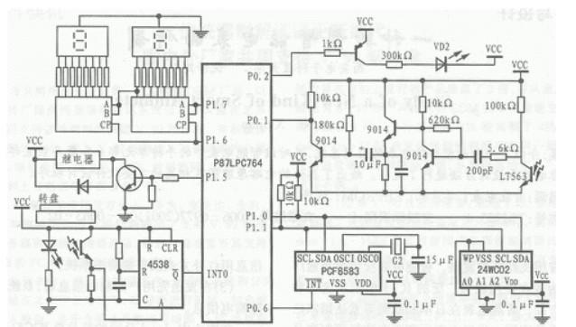 智能电表工作原理及特点讲解