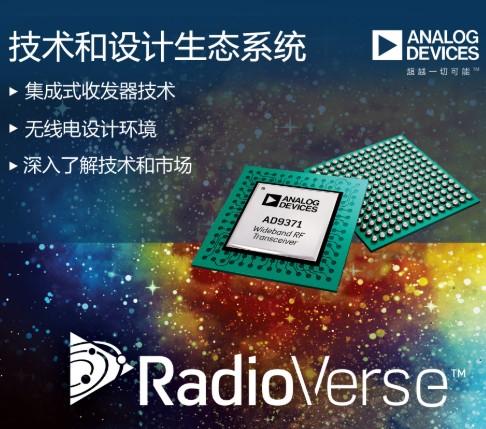 RF收发器适用于宽带宽军用卫星通信系统