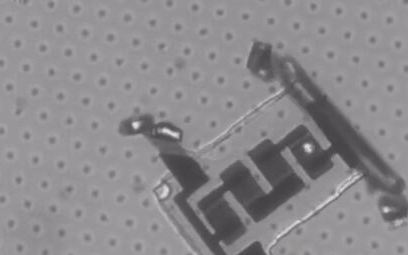 0.1毫米的机器人面世_专为行走而生