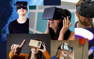 VR虛擬現實要掌握哪些技術