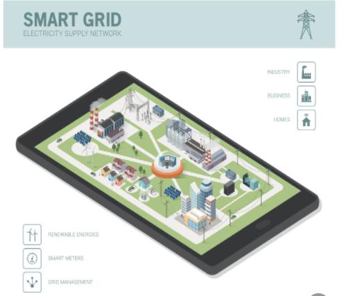 加速推動5G智能電網建設步伐,開啟能源+互聯網有機結合大門