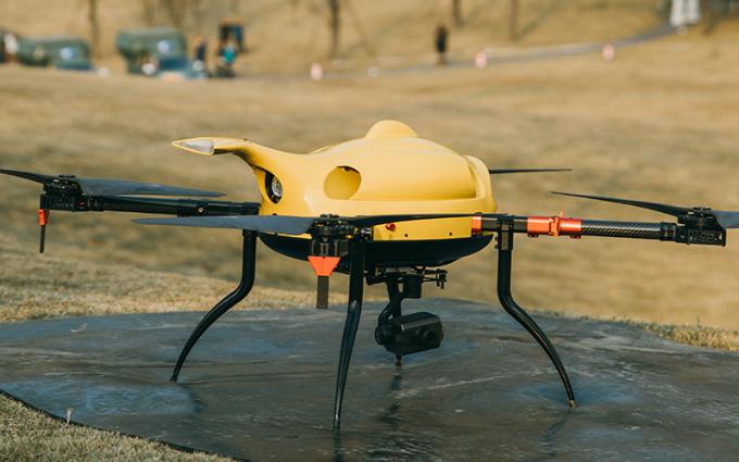 中国无人机之路 从世界微末到全球巅峰
