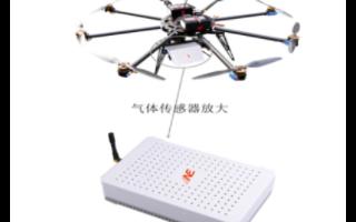 无人机应用于空气质量环境监测中的应用