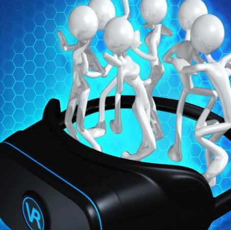 VR技術有了顛覆傳統觀影方式的資本