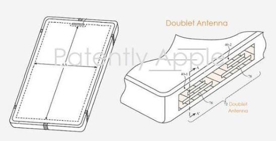 苹果新专利:可利用双极天线改善电路实现超宽带通信