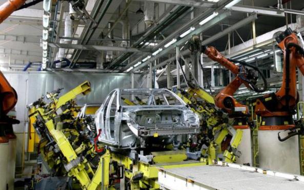工業機器人的應用領域