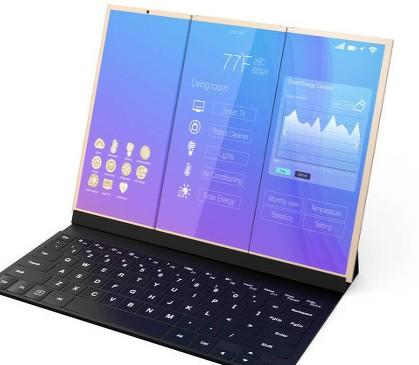 用于中端智能手机的非柔性OLED面板出货量下降?
