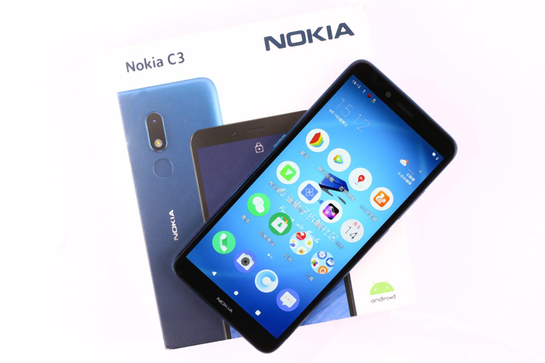 Nokia C3经典回归 拆解评测有可拆卸电池 ...