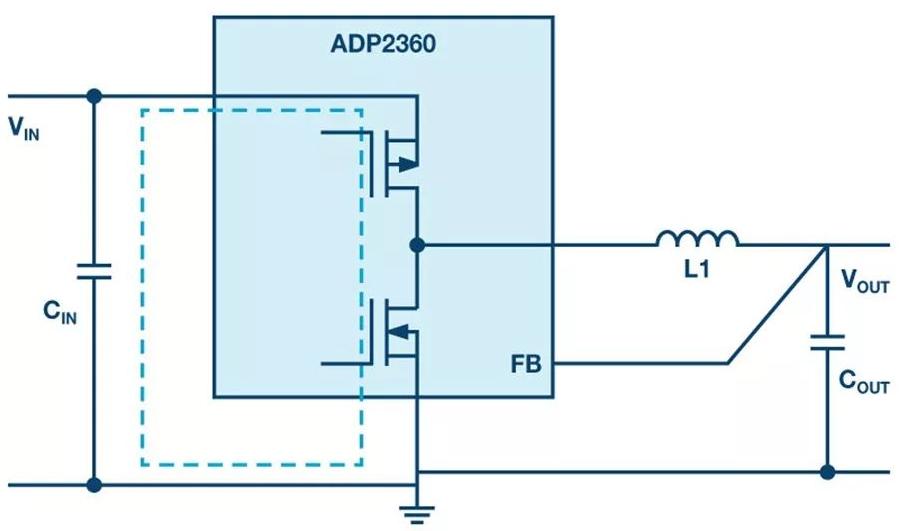 PCB设计:开关电源的电感摆放位置