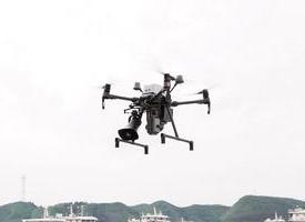 長江干線首架全自主智能巡航無人機試飛成功