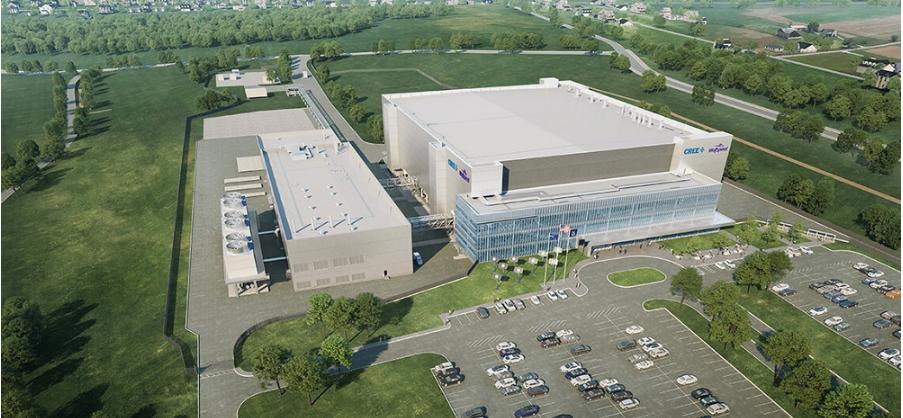 科锐推进建造全球最大SiC器件制造工厂和扩大SiC产能