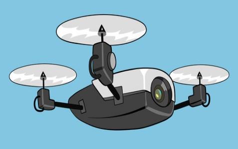 預計:2020年我國民用無人機產值有望提升到600億元