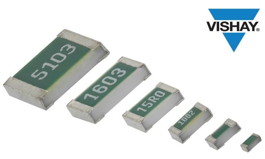 Vishay推出超小型高性能器件,扩充TNPW ...