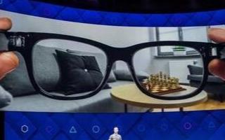 Facebook发布概念眼镜_迄今为止最薄的VR...