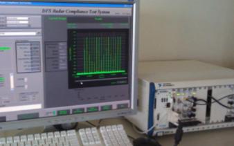 使用NI PXI射频模块化仪器与LabVIEW实...