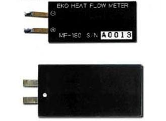 熱流傳感器MF-180M和HF-10S在隔熱材料...