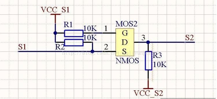 电平转换器操作需要考虑三种状态