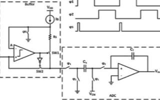 基于可变电压控制的电流源和比较器实现新型缓冲器的...