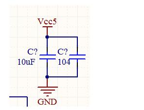 模拟电路知识之电源退耦电路