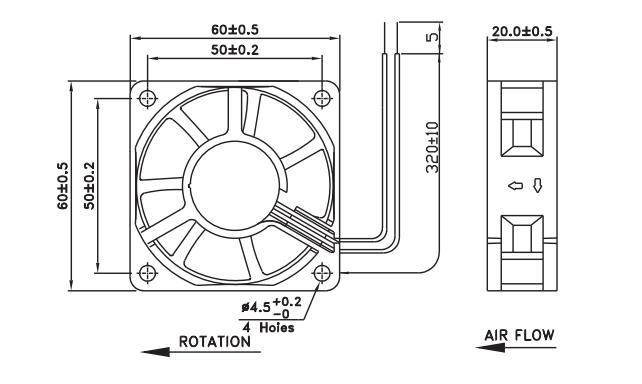 基于BJT-PMOS的DC風扇控制
