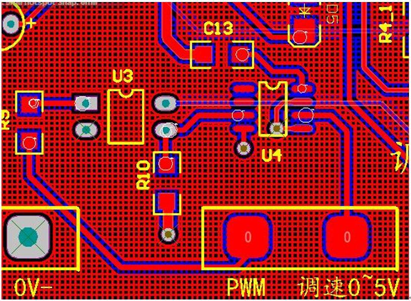 西門子SMART PLC結合GP8101輸出PWM轉0-5V直流電機調速