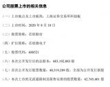 芯原股份正式在上海交易所科创板挂牌上市