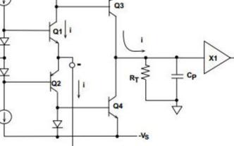 高速电流反馈运算放大器的拓扑结构及如何实现电流开...